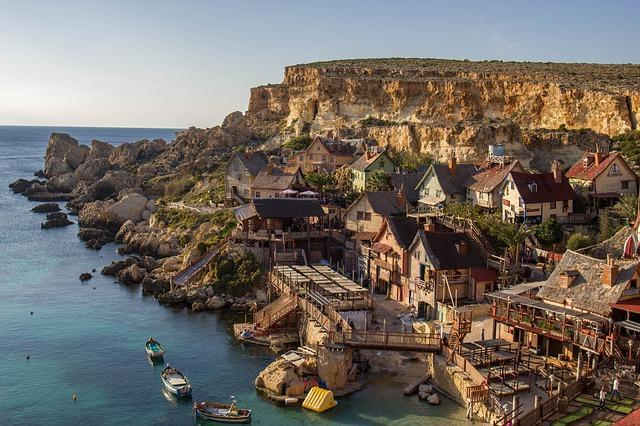 הכפר של פופאי במלטה
